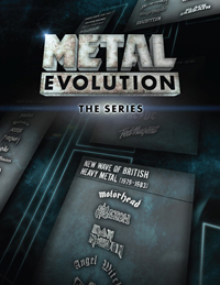 __METAL EVOLUTION - TV SERIES