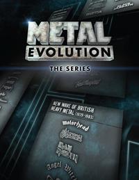 __METAL EVOLUTION - TV SERIES