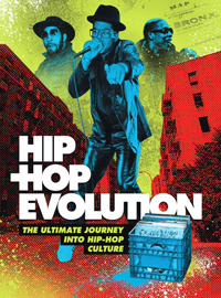 PDF-HIP HOP EVOLUTION GRAPHIC - TV SERIES