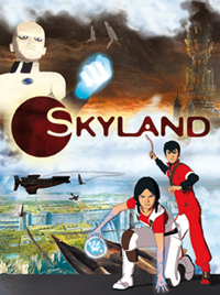 _SKYLAND - ANIMATED SERIES