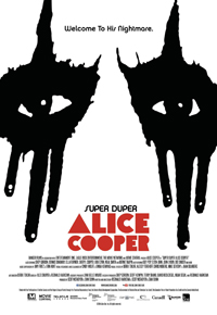 __SUPER DUPER ALICE COOPER - DOC FEATURE